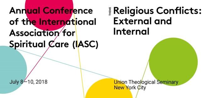 IASC 2018 banner